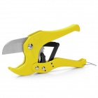 BOSI BS-E313B PVC Pipe Cutter - Yellow + Silver
