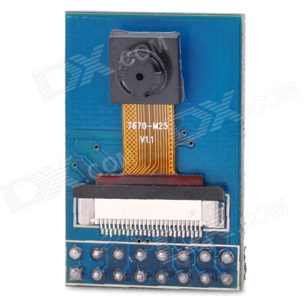 OV7670 30fps VGA Camera Module for Arduino (Works with Official Arduino Boards)Boards &amp; Shields<br>Model:Quantity:Form  ColorWhiteMaterial:Packing List<br>