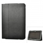 Protective PU Leather Case for Samsung Galaxy Tab 10.1 P7500 / P7510 - Black
