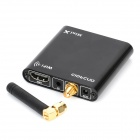 Mini X Android 4.0 Network Media Player w/ Wi-Fi / Dual USB / TF / HDMI / AV - Black (4GB / 1GB RAM)