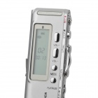 "GH518 Digital 1.3"" LCD USB 2.0 Voice Recorder - White (8GB / 2 x AAA)"