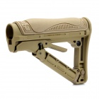 G&G Armament Shock Absorbing Butt Stock for Airsoft Marui AEG GBB - Coyote Tan