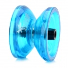 High Density PC YO-YO Toy - Transparent Blue