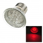 DX Multicolor 18-LED Light Bulb 110V