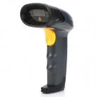 XYL-8805 Wired Handheld USB2.0 Visible Laser Barcode Scanner - Black