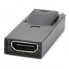 EMK Display Port to HDMI Adapter - Black