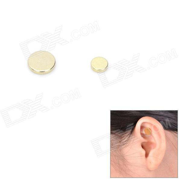 Quit Smoking Auricular Magnet Therapy - Golden