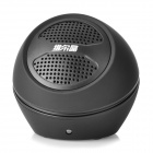 BT29S Mini Pocket Rechargeable Bluetooth V2.0 Lautsprecherbox - schwarz