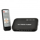 1080p Multi-Media Player w/ USB / SD / HDMI / VGA / AV / YPbPr - Black