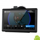 "7.0"" Resistive Screen Android 4.0 GPS Navigator w/ Canada Map"