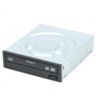 Sony AD-7280S 24X SATA Internal DVD Writer / Burner - Silver
