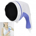 Relax and Tone 2500 RPM Full Body Massager - White + Blue