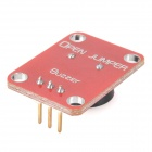 OPENJUMPER DIY Active Buzzer Alarm Module for Arduino (Works with Official Arduino Boards)