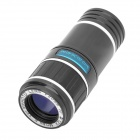 HAUTIK HSXM-Z001 Detachable 12X Telephoto Lens Set for iPhone 4 / 4S