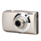 "DC-810 5.0MP Digital Camera w / 3,0 ""TFT, 5-fach optischer Zoom - Champagne"