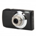 "DC-810 5.0MP Digital Camera w / 3,0 ""TFT, 5-fach optischer Zoom - Black"