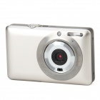 "DC-660A 5.0MP Digital Camera w / 2,7 ""TFT-Bildschirm, 8X Digital Zoom - Silber"