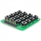 MCU Extension 4*4 16-Key Matrix Keyboard Module for Arduino