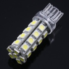 T20 4.5W 30x5050 SMD White LED Car Side Marker / Backup / Turn Light (12V)