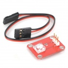ROBOX OX-4 3-Pin Digital Red Light LED Module w/ Cable for Arduino