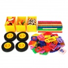 Intellectual Developmental Magnetic Building Block Play Set for Adults and Children