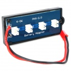 RC Charger Parallel Charge Board for JST-XH & T-Plug Lipo Battery