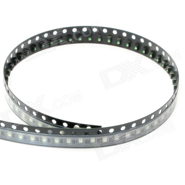 0805 150mcd 600-615nm orange sken 100 * SMD LED-ljus remsa