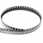 0805 Orange 100xSMD LED Emitters Strip (600-615nm/150mcd)