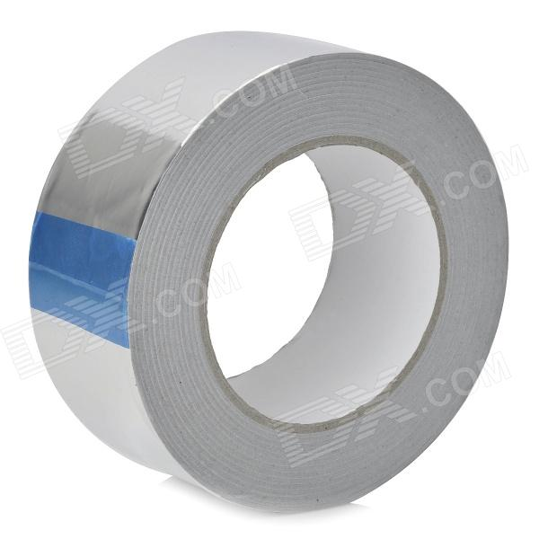 MC-A0.08 Aluminum Foil Tape - Silver (4000 x 5cm) [vk] travel switch limit switches wlca12 2n silver contact thickness aluminum high temperature resistant