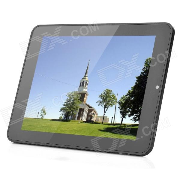 "Ramos W13Pro 8"" Capacitive Screen Android 4.0 Tablet PC w/ Wi-Fi / HDMI / Camera - Brown (Dual Core)"