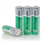 Fujifilm Low-Self Discharge Rechargeable AA 2300mAh Ni-MH Battery  (4 PCS)