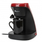CM6620 412W Drip Coffee / Tea Maker Machine - Red (3-Flat-Pin Plug / 240mL)