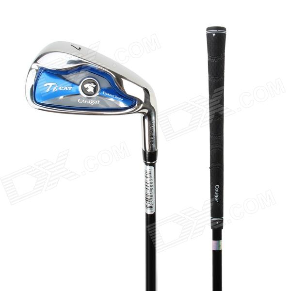R-22 Cougar Golf Practice Club - Black + Blue