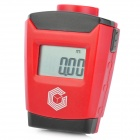 "Calibeur CB-1000 1.2"" LCD Handheld Ultrasonic Distance Measurer with Laser (4 x LR44)"