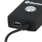 BYL-918 Bluetooth V2.0 Audio Receiver Dongle - Black