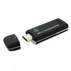 M2B Android 4.0 HD Mini PC Google TV Player w/ Wi-Fi / HDMI / USB - Black (1GB RAM / 8GB)