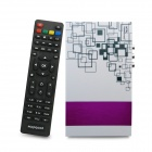 X2 Android 4.0 Network Media Player w/ Wi-Fi / HDMI / AV / RJ45 - White + Purple (4GB / 1GB RAM)