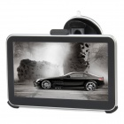 "7.0"" Resistive Touch Screen GPS Navigator w/ Bluetooth / AV IN / USA + Canada + Mexico Maps (4GB)"