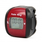 Easy Sport ES-YX003 Sport Pulse Ring - Red + Black
