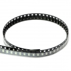1206 Orange 100xSMD LED Emitters Strip (600-615nm/120mcd)