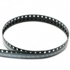 0603 Yellow 100xSMD LED Emitters Strip (490-560nm/80mcd)