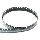 0603 Orange 100xSMD LED Emitters Strip (590-635nm/150mcd)