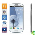 "Samsung Galaxy S3 i9300 LTE Android 4.0 WCDMA Cellphone w/ 4.8"" Capacitive and GPS - White (16GB)"