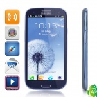 "Samsung Galaxy S3 i9300 Android 4.0 WCDMA Cellphone w/ 4.8"" Capacitive and GPS - Blue (16GB)"