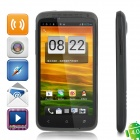 "One XS Android 4.0 WCDMA Smartphone w/ 4.7"" Capacitive Screen, GPS, Wi-Fi and Single SIM - Black"