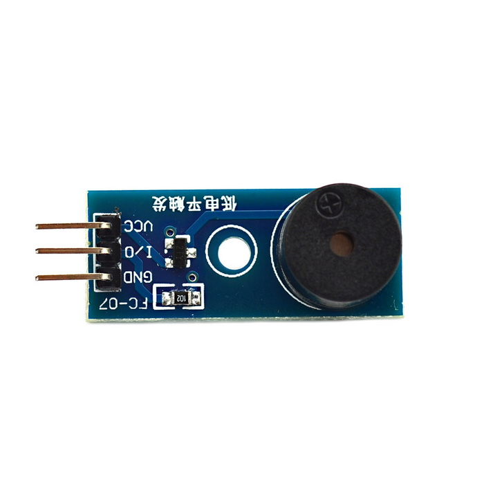 Фото DIY Onboard Active Buzzer Alarm Module for Arduino (Works with Official Arduino Boards) 500pcs active passive buzzer alarm 5v sounder speaker buzzer