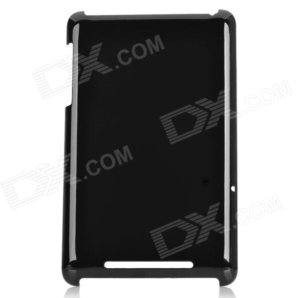 Protective PC Back Case for Google Nexus 7 - Black