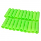 Tobacco Flavor High Nicotine Electronic Cigarette Refill Cartridges - Green (20 PCS)