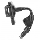 360 Degree Swivel Car Mount Holder w/ Dual USB Output / Car Charger for Iphone / Ipod Touch