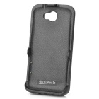 Portable 3500mAh Mobile External Battery Power Charger for HTC One X S720e - Black
